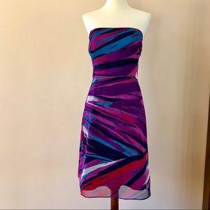 BANANA REPUBLIC STRAPLESS DRESS